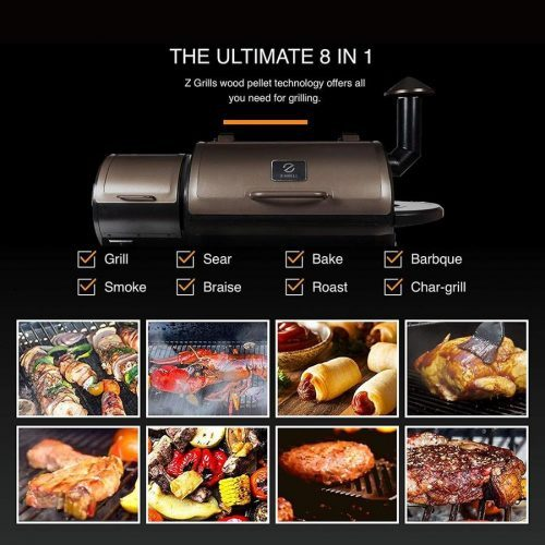 Z Grills ZPG 450A reviews