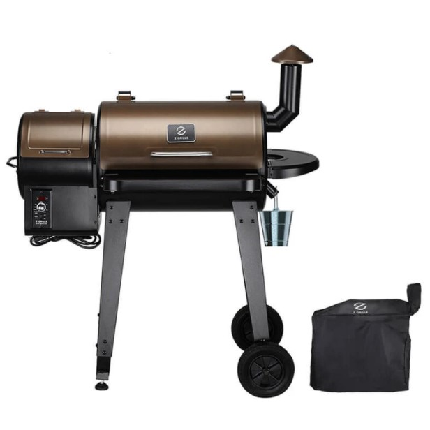Z Grills ZPG 450A reviews - Durable structure