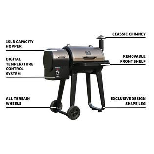 Z Grills ZPG 450A reviews - Special Features