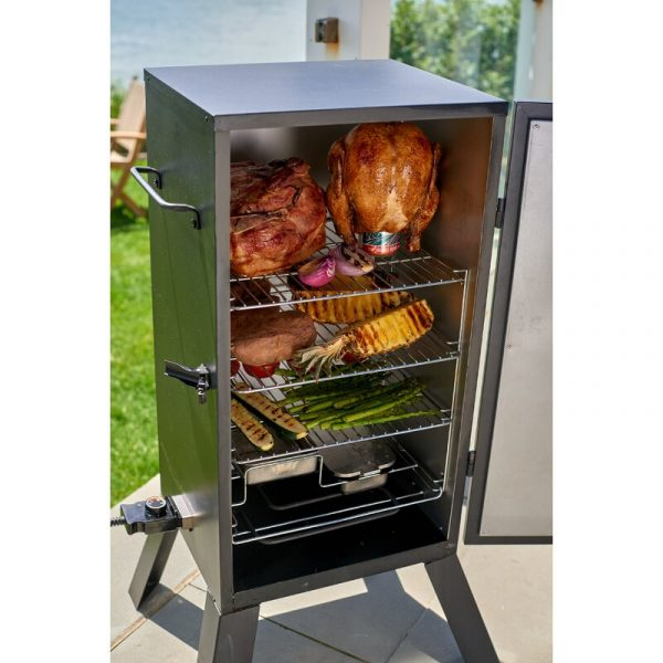 Can you use an electric smoker indoors